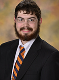 Head shot of Jordan Broadhead