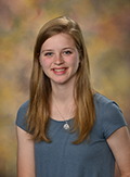 Head shot of Madison Gohlke
