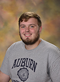 Head shot of Zach McKinnell