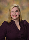 Head shot of Kelsie Shipley