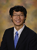 Head shot of Phillip Wang