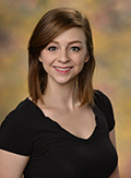 Head shot of Gabrielle Willhelm