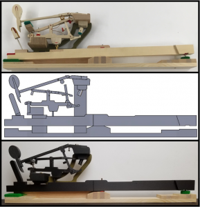 3-D Printed Piano Action